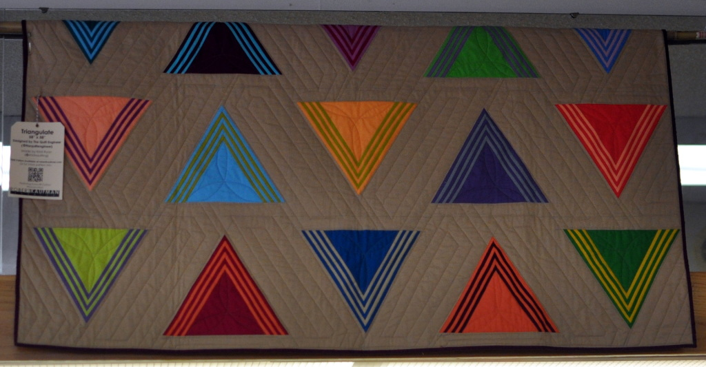 triangulate quilt