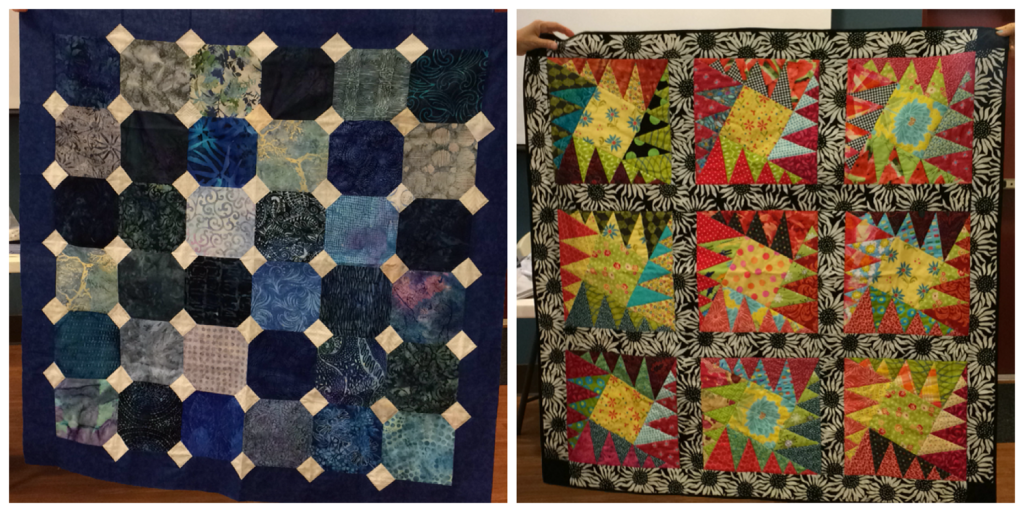 Joan's quilts