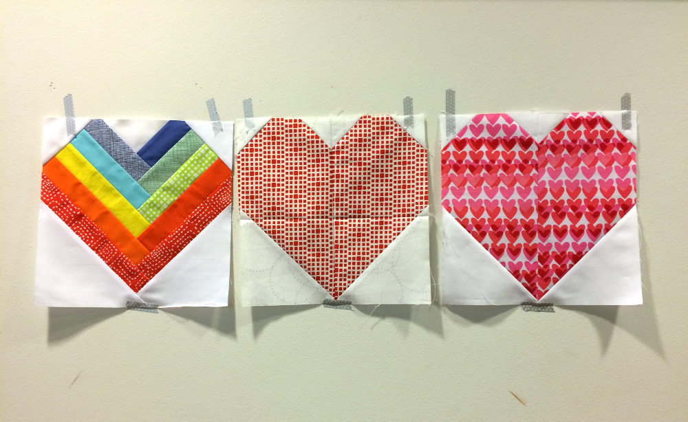 sample heart blocks